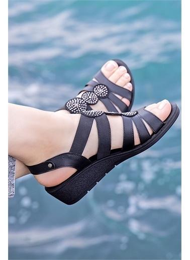 Muya Sandalet Siyah